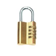 Serrure à combinaison à quatre chiffres avec mot de passe