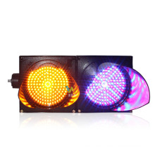 Control remoto de 200 mm led luces de semáforo