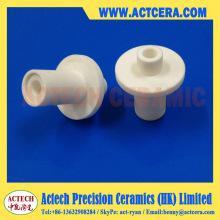 Piezas de cerámica de vidrio Macor precisión mecanizado