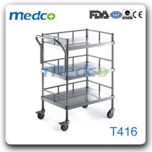 Medical equipment trolley hot T416