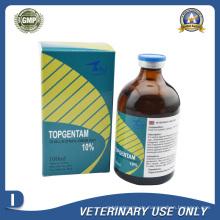 Veterinärmedikamente von 10% Gentamicinsulfat-Injektion (100ml)