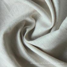 30s 15% Белье 85% Тканевая ткань, Льняная ткань Обычная ткань