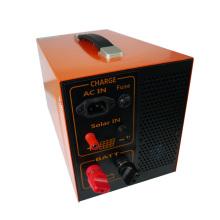 Inversor de onda pura de seno 700W integrado con cargador