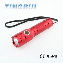 Lampe torche portable portative USB multifonction