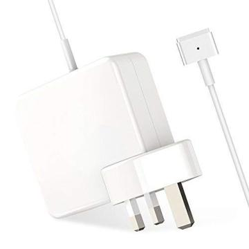 Magsafe2 20V 4.25A UKプラグMacbook ACアダプター