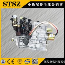 Komatsu parts PC50.55MR-2 fuel injection pump YM729642-51330