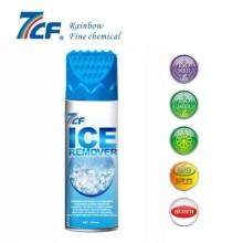 removedor de gelo de aerossol