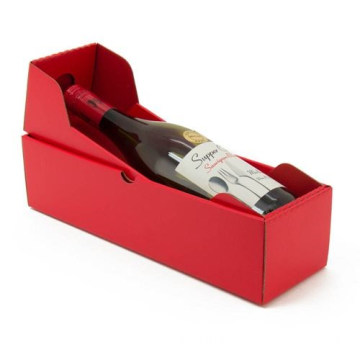 Personalized Hot Red Gift Gift Pengiriman Box