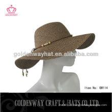 Chapeaux élégants été dames bon marché à bas prix