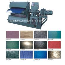 Máquina de grabado y desenrollador de acero de alta calidad