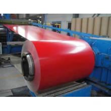 0.4mm / 0.45mm / 0.47mm / 0.5mm Pre-Pintura de la bobina de techos de acero PPGI