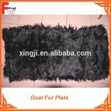 Reasonable price Goat Fur Plate