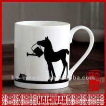 Keramischer Hundbecher, Hundekaffeetasse Großverkauf