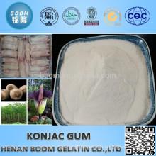 konjac glucomannan gum manufacturer