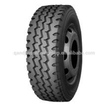 Fabricante de China, marca superior, doble carretera, venta, mercado de Brasil, neumático 12R22.5, neumático para camión