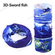 3D Printing Fish Fishing Scarf