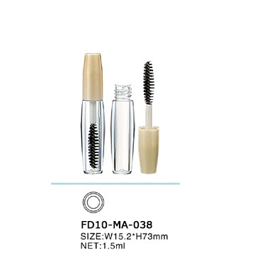 New style 6.5ml Empty Plastic mascara tube