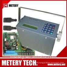 Portable water ultrasonic flowmeter gauge MT101PU series