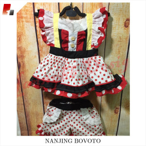 Wholesale baby kids boutique remake clothing sets