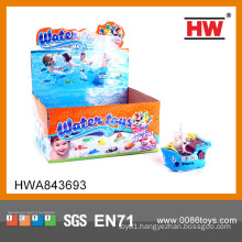 Hot Sale Interesting plastic toy small ship