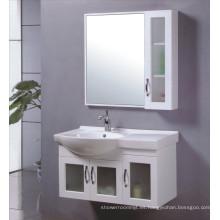 Muebles del gabinete de cuarto de baño del PVC (B-529)