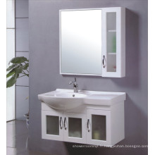 Meubles de Cabinet de salle de bains de PVC (B-529)