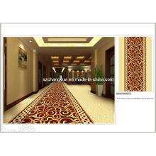 Gedruckt Nylon Wand zu Wand Hotel Teppich