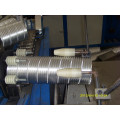 Aluminum Foil Duct Machine