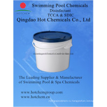 Высокое качество Плавательный бассейн химических веществ Дезинфектант Трихлоризоциануровой кислоты tcca (HCDI002)