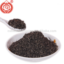 100% pure black sesame powder