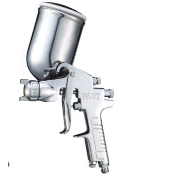 W-77 Hochwertige professionelle Schwerkraft-Farbspritzpistole