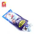 Вакуумный пищевой пакет для упаковки замороженной рыбы