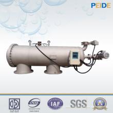 80 Mikron Automatische Wasserreinigungsfilter für Seewasser
