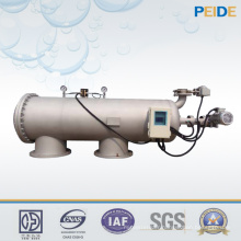 Differential Pressure Domestic River Water Treatment Water Filter Equipment