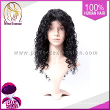 Wholesale Female Virgin Product African American Can Dye Synthetic Wig
