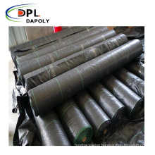 competitive price good quality greenhouse farm ground pp woven weed mat