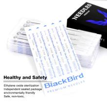 50 pcs # 12 RL Blackbird Disposable Sterilized Tattoo Needles For Tattooist