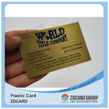 Conférence / Event / Exhibition Access Control Gate Ticket Card
