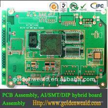 PCB Reverse Engineering Dienstleistungen in Shenzhen PCB Fertigungsanlagen