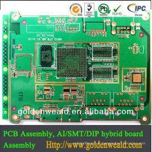 Services de rétro-ingénierie de carte PCB dans l'équipement de fabrication de carte PCB de Shenzhen