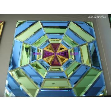 Artistic Crystal Glass Joint Tile (JD-MSP-7001)