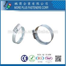 Fabriqué en Taiwan STainless Steel Schlauchklemmen German Style Pipe Tuyau Clamp