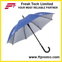 23*8k Auto Open Umbrella with Screen Print