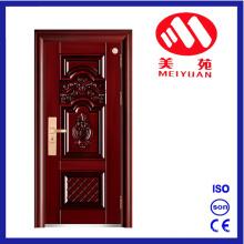 Puerta de acero de lujo competitivo para la casa de apartamento