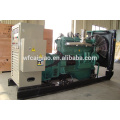 Fournisseur chinois ricardo r6105zld 6 cylindre 4 temps refroidi à l'eau 100kva générateur prix