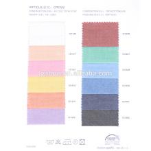 Tecido promocional de algodão italiano