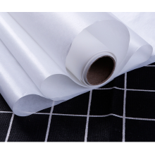Greaseproof food paper silicone oil paper by roll for baking
