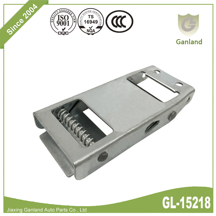 Latch Type Over Center Buckle GL-15218