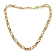 wholesale mens gold plated jewelry 316 stainless steel necklace chain