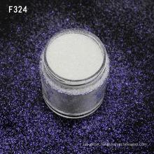Wholesale Cosmetic White Rainbow Glitter Powder